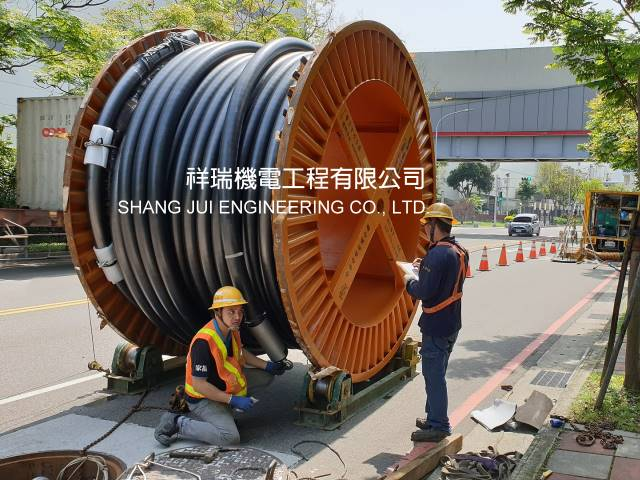 祥瑞機電工程有限公司企業形象網站設計案