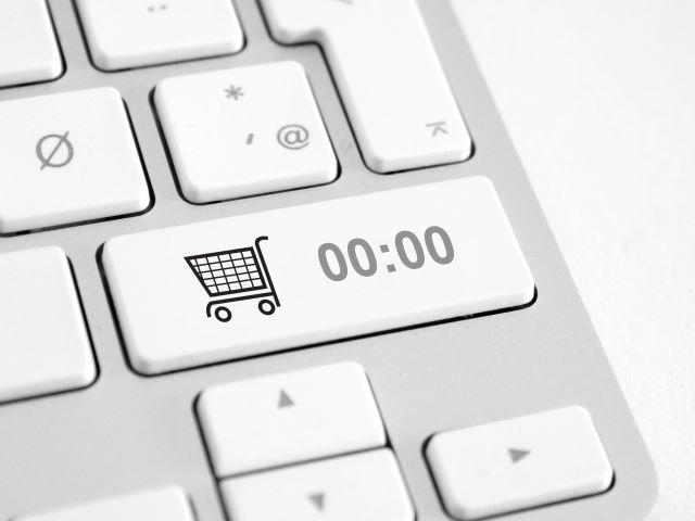 具有倒數計時功能及時效性的一頁式購物網頁設計