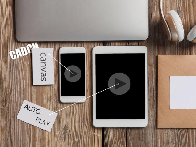 HTML5網頁影片如何設計在iPhone上自動播放