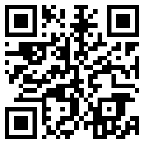 用手機掃瞄QR CODE就可以直接連上網站